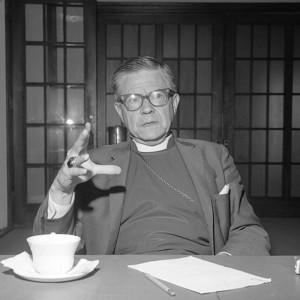 Bishop James Albert Pike