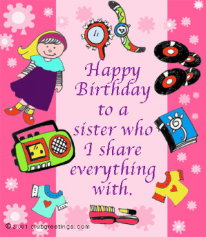 Happy Birthday Little Sister Funny Quotes Funny happy birthday quotes