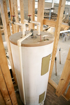 There are two main types of hot water system: