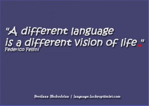 Quotes About Learning English Language