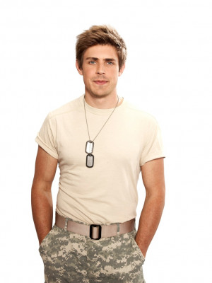 Chris Lowell Enlisted Fox