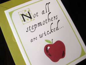 Mother Day Card For Stepmom