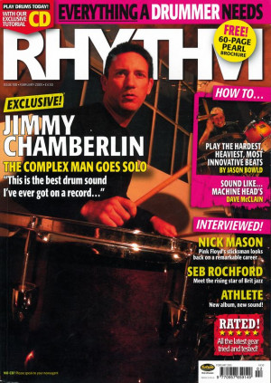Jimmy Chamberlin Smashing Pumpkins