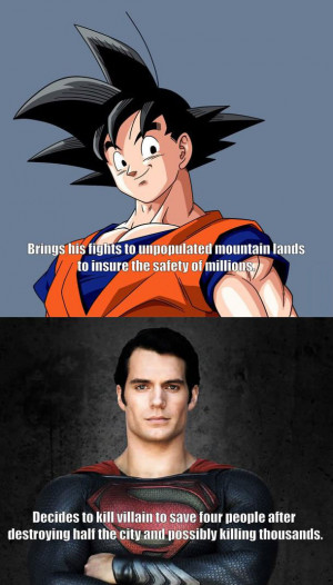 why-goku-is-better-than-superman
