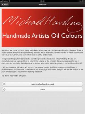 Scaricare Michael Harding iPhone iPad Riferimento
