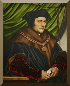 Saint Thomas More Quote