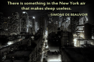 ... story in New York City. New York City is itself a detective story