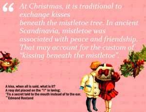 Go Back > Gallery For > Cute Mistletoe Quotes