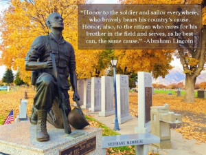 Famous Veterans Day Quotes For Facebook 2015
