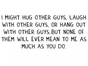 Cute Quotes To Send To The Guy You Like