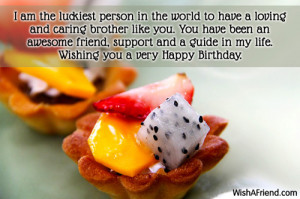 birthday quotes for brother the childhood moments that i birthday ...