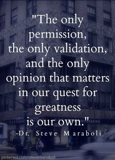 Validation Quotes