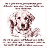 me miss Hugo, this totally described him. Photobucket | dog quotes ...