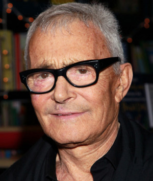 Hairstylist Vidal Sassoon Attends A Signing For His Book