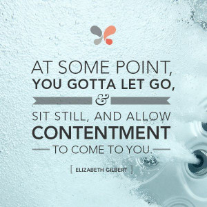 At some point you gotta let go...#quote #relax #recharge