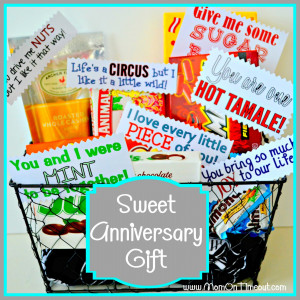 What's the best anniversary gift you've ever given OR received?