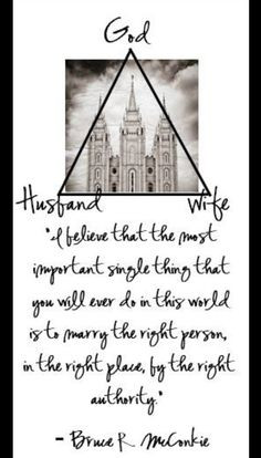 Cute Mormon quote and it's so true if you understand it (: More