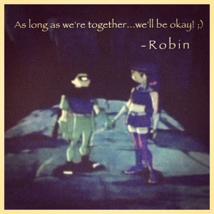 Teen Titans Robin Quotes