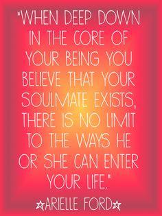 soulmates! SO GLAD I FOUND YOU ♥