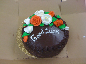 Funny Farewell Cake Sayings. Appreciation Of Co Workers Quotes. View ...