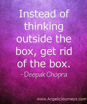 Deepak Chopra - The Box