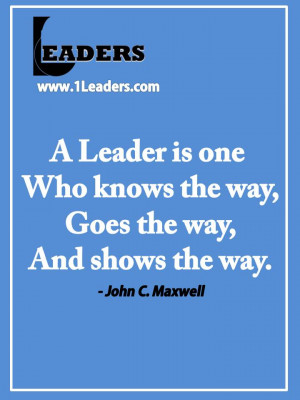 leadership quotes by expert john c maxwell leaders quotes 14 mar 2015 ...