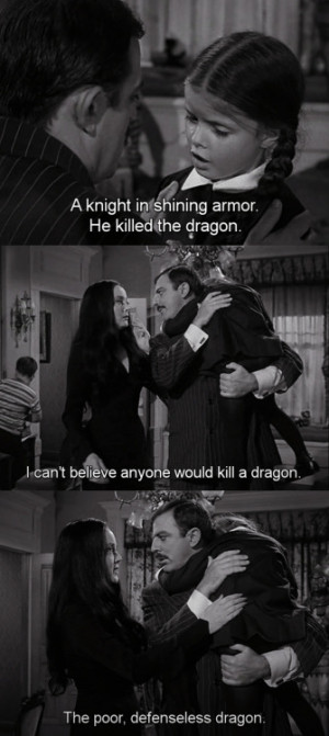 gomez and morticia
