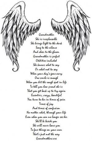 Grandmother Poem by SilverMandrake