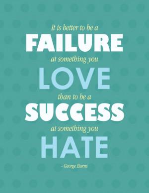Failure Love