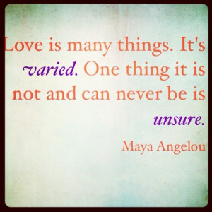 Maya Angelou quote from Madea's Family Reunion (2006)