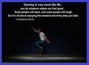 Life quotes Napoleon Dynamite Life Quotes: Life is Like Dancing