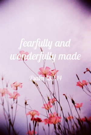 ... from a woman who boldly and unabashedly knows who she is inChrist