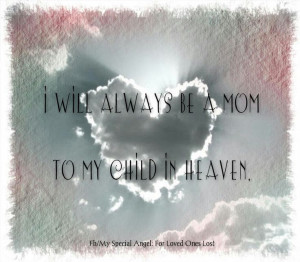 My child in Heaven...