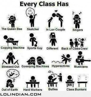 Funny Classroom Pictures Every class has these