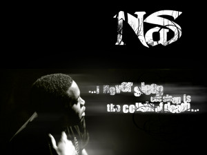 Nas Quotes HD Wallpaper 3
