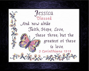 Name Blessings - Jessica3