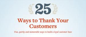 customer appreciation thank you