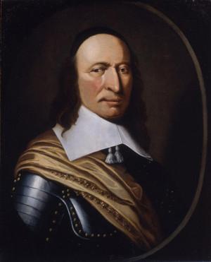 Portrait of Peter Stuyvesant, ca. 1660, attributed to Hendrick ...