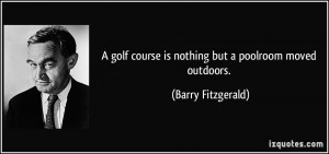 Barry Fitzgerald Quote
