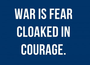 War Quotes Photo