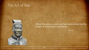 art of war business quotes quotesgram