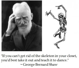 George Bernard Shaw on Mistakes #quotes