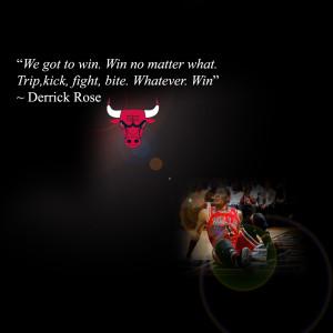 Derrick Rose Quote Images