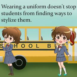 Facts About School Uniforms