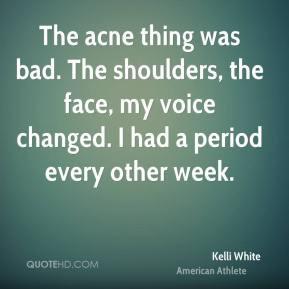 Acne Quotes