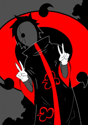 Tobi / Obito Uchiha Naruto Shippuden by AlexisProject