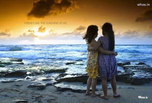 Sunshine Friendship Quotes