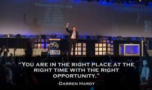 ... Quote, Small Business, Darren Hardy, Mentor Darren, Motivational