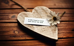 Life in Love Quotes Images Background HD Wallpaper. We provides free ...