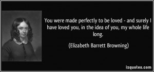 ... Barrett Browning) #quotes #quote #quotations #ElizabethBarrettBrowning